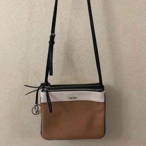 Nine West Bags - Nine West Leather Crossbody Handbag